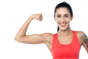 woman muscle canstockphoto15608624
