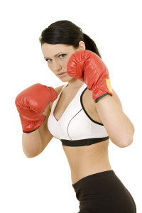 Lady boxing-canstockphoto1564539 (2)